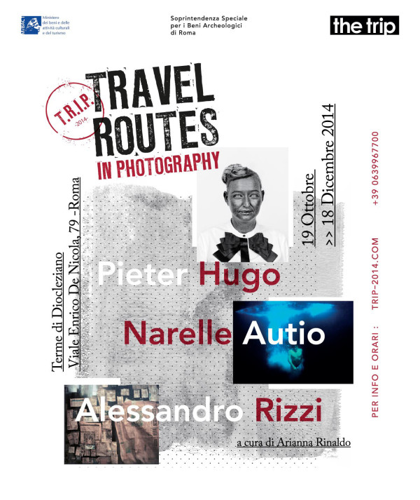 T.R.I.P. Travel Routes in Photography